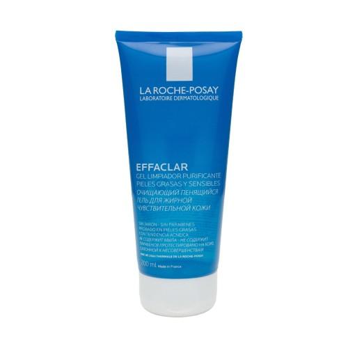 Effaclar Gel Limpiador Purificante La Roche Posay 200ml