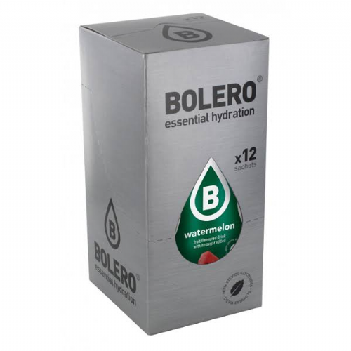 Bolero advanced hydration frutos de sauco