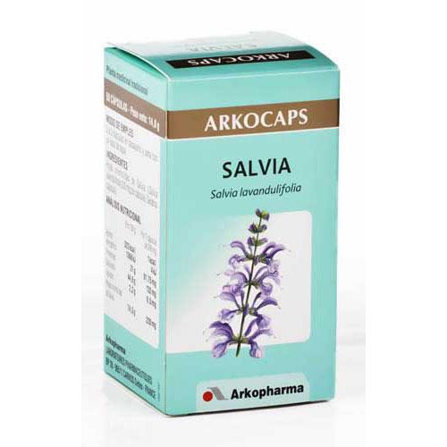 Salvia arkopharma (48 capsulas)