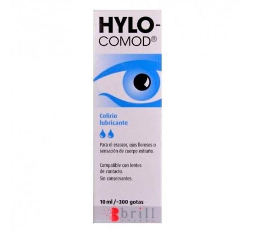 Hylo-Comod colirio 10ml