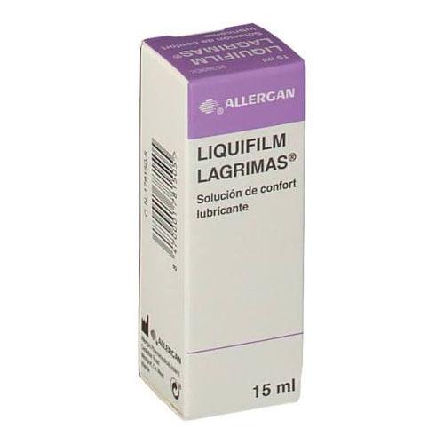 Liquifilm lagrimas (15 ml)