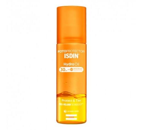Fotoprotector isdin hydro 2 oil spf 30 (200 ml)