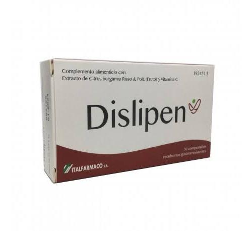 Dislipen (30 comprimidos)
