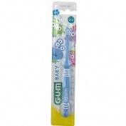 Cepillo dental infantil - gum 213 baby (cepillo 0-2 años)