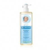 Klorane bebe gel limpiador suave (500 ml)