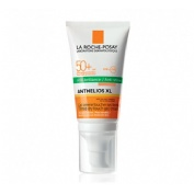 Anthelios xl spf 50+ gel crema toque seco (color 50 ml)