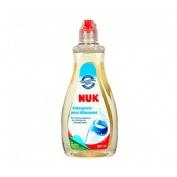 Detergente tetinas y biberon - nuk detergente limpiabiberones (500 ml)