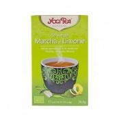 Yogi tea matcha limon