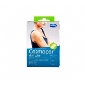 Cosmopor skin color - aposito esteril (10 cm x 8 cm  5 apositos)