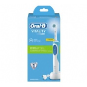 Cepillo dental electrico recargable - oral-b vitality cross action