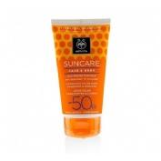 Apivita suncare spf50 leche rostro cuerpo 150ml