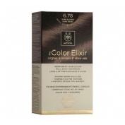 Apivita tinte 6,78 dark blond beige