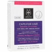 Apivita pelo y uñas 30 caps