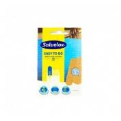 Salvelox easy to go - aposito adhesivo resistente al agua (24 u)