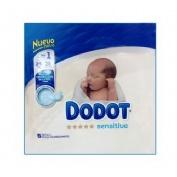 Pañal infantil - dodot protection plus sensitive (t- 1  2-5 kg 28 u)