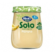 Hero baby solo platano (120 g)