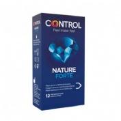 Control forte - preservativos (12 u)