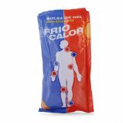 Practicosa bolsa gel frio/ calor (reutilizable)
