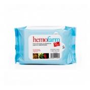 Hemofarm plus toallitas (sobre 40 toallitas)