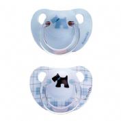 Chupete latex t anatomica - suavinex (+ 6 meses azul 2 u)