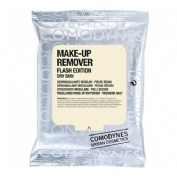 Comodynes convenient cosmetics - make up remover sensitive & dry skin (20 toallitas)