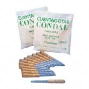 Cuentagotas - condal (cristal p bola 12 u)