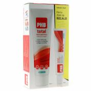 Phb pasta dental total 100ml + 25ml regalo