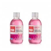 Phb encias enjuague bucal (duplo 500 ml + 500 ml)