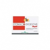 Gse stomach digestive rapid (24 comprimidos masticables)