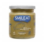 Smileat verduras con merluza 230g