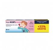 Fluor kin anticaries pasta dentifrica (fresa fresca 75 ml)