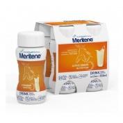 Meritene fuerza y vitalidad drink (pack vainilla 6 u x 125 ml)