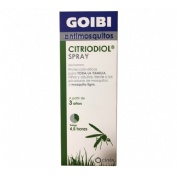 Goibi antimosquitos citriodol spray uso humano - repelente (100 ml)