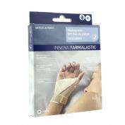Muñequera artrosis de pulgar - farmalastic descanso (dcha t-  peq)