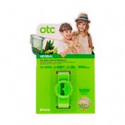 Otc herbal pulsera citronela (verde)
