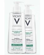 Vichy agua micelar piel mixta 400ml 2u 50%