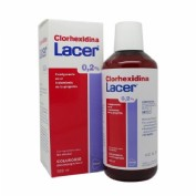 Lacer colutorio clorhexidina 0.2% (500 ml)