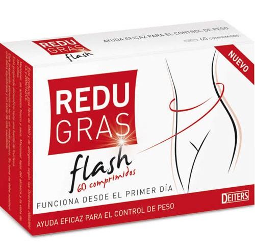 Redugras flash deiters (60 comprimidos)