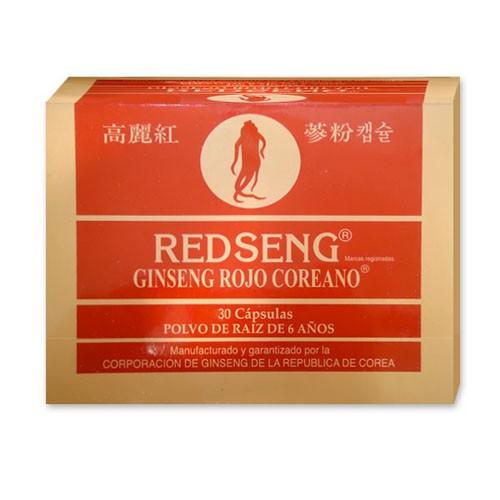 REDSENG 300 mg CAPSULAS, 30 cápsulas