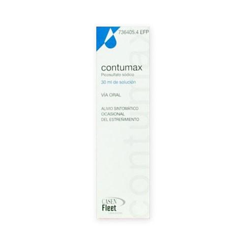 CONTUMAX 7,5 mg/ml GOTAS ORALES EN SOLUCION , 1 frasco de 30 ml