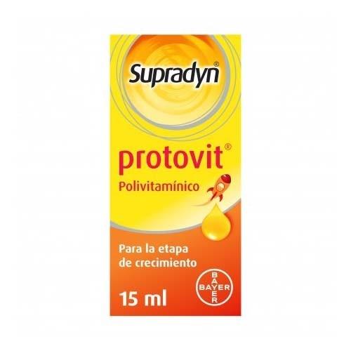 Supradyn protovit gotas (15 ml)