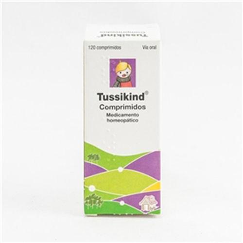 Tussikind comprimidos pediatricos dhu