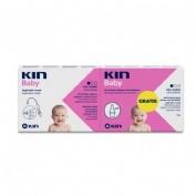Kin baby aspirador nasal+ recambio (recambios desechable blando)