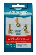 Aquamed active ampollas - aposito hidrocoloide (gde 2 u + peq 2 u + 3 med)