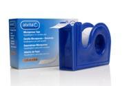 Esparadrapo hipoalergico - alvita microporoso p sensible (con dispensador 5 m x 1.25 cm)