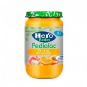 Pedialac frutas variadas - hero baby (250 g)