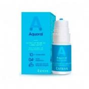 Aquoral multidosis - gotas oftalmicas lubricantes esteriles (10 ml)