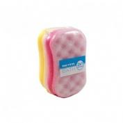 Esponja de baño - beter (mixta peeling)