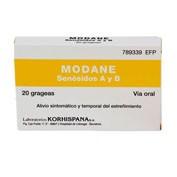 MODANE, 20 comprimidos