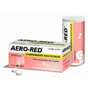 AERO RED 40 mg COMPRIMIDOS MASTICABLES , 100 comprimidos